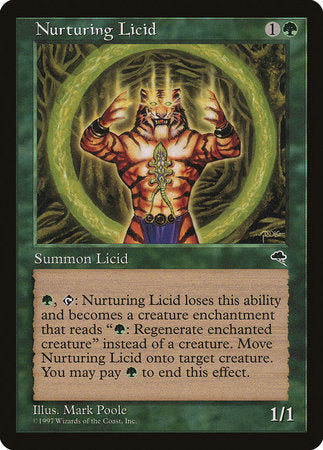 Nurturing Licid [Tempest] | The Guild in the Grove