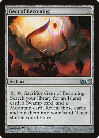 Gem of Becoming [Magic 2013] | The Guild in the Grove