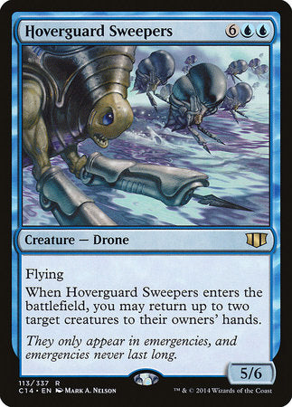 Hoverguard Sweepers [Commander 2014] | The Guild in the Grove