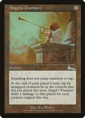Angel's Trumpet [Urza's Legacy] | The Guild in the Grove