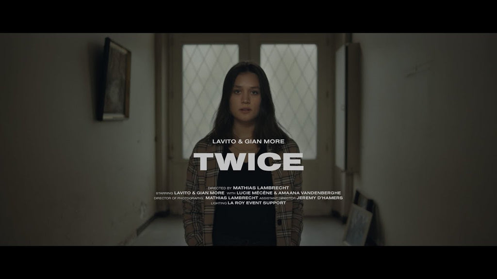 Lavito & Gian More - Twice (Official Music Video)