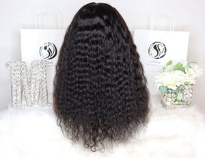 Deep Curly Swiss Full Lace Wig