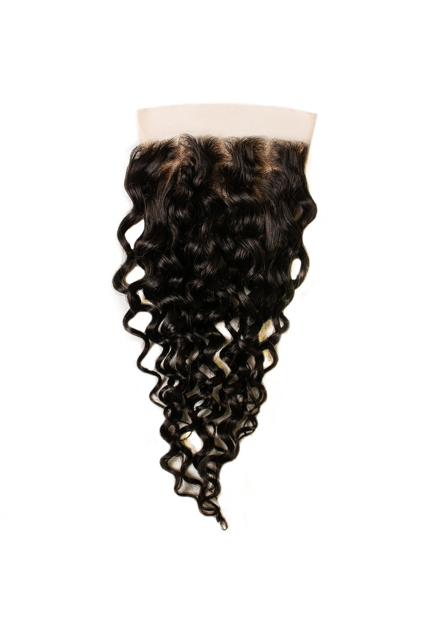 HD Deep Curly Closure 5x5