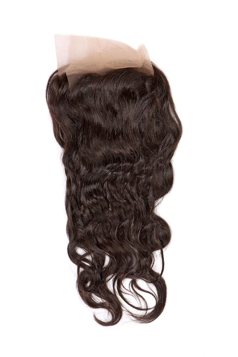 Swiss Lace Water Wave Frontal