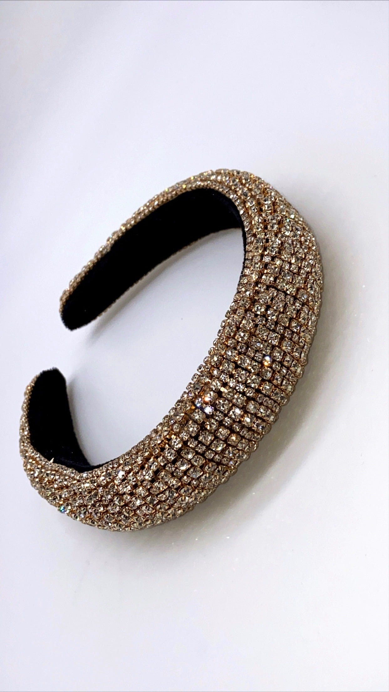 Gold Head Band