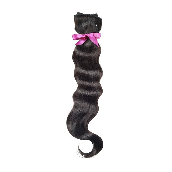Raw Indian Wave Weft Hair Extensions