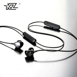 KZ BTE Dual-Driver Hybrid Bluetooth 4.2 Earphones By Knowledge Zenith