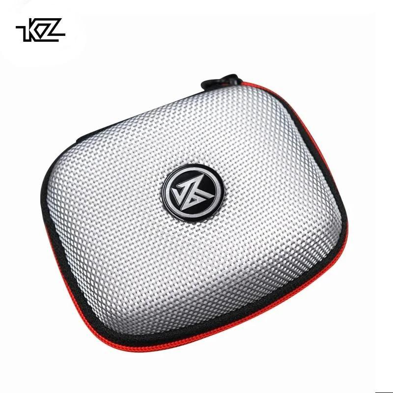 KZ KZ Crush-Resistant Cloth Case Accessories By Knowledge Zenith