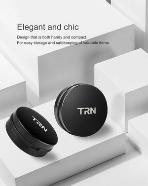 TRN TRN Aluminum Earphone Hard Case Accessories By Knowledge Zenith
