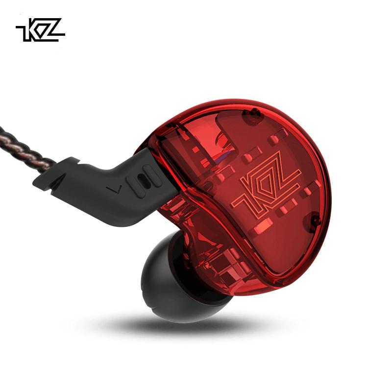KZ ZS10 Five-Driver Hybrid Technology Earphones By Knowledge Zenith