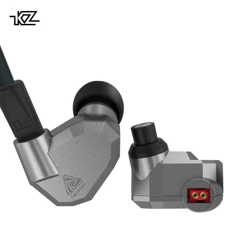 KZ ZS5 Eight-Drive Hybrid Technology Earphones By Knowledge Zenith