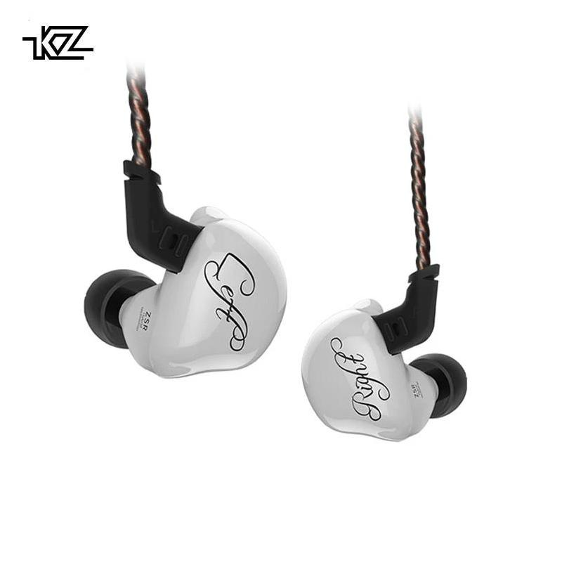 KZ ZSR Triple-Balanced Armature Earphones By Knowledge Zenith