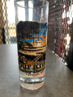 Riverboat Tall Shot Glass