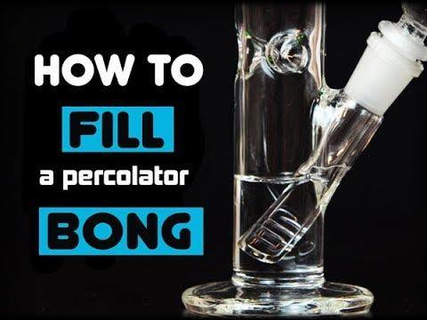 How to fill bong - Budder Bongs