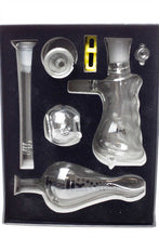 Load image into Gallery viewer, HELIX 3-in-1 glass pipe set - Budder Bongs