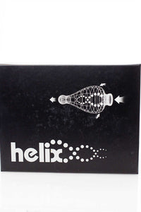 HELIX 3-in-1 glass pipe set - Budder Bongs