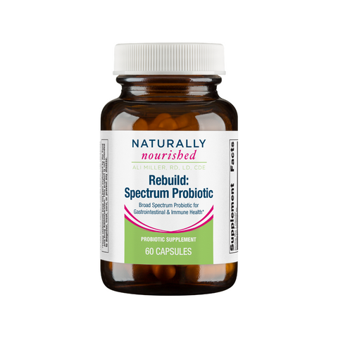 Rebuild Spectrum Probiotic