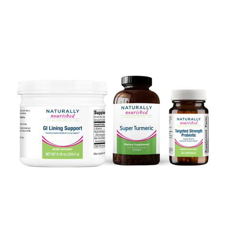 Gut Rehab Bundle