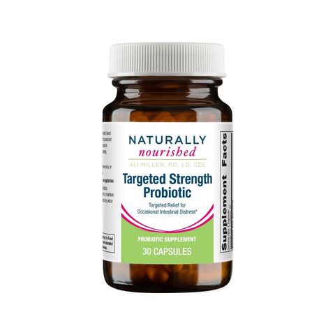 Targeted Strength Probiotic