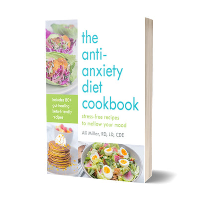 The Anti-Anxiety Diet Book Bundle