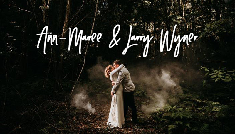 Ann-Maree and Larry Wyner