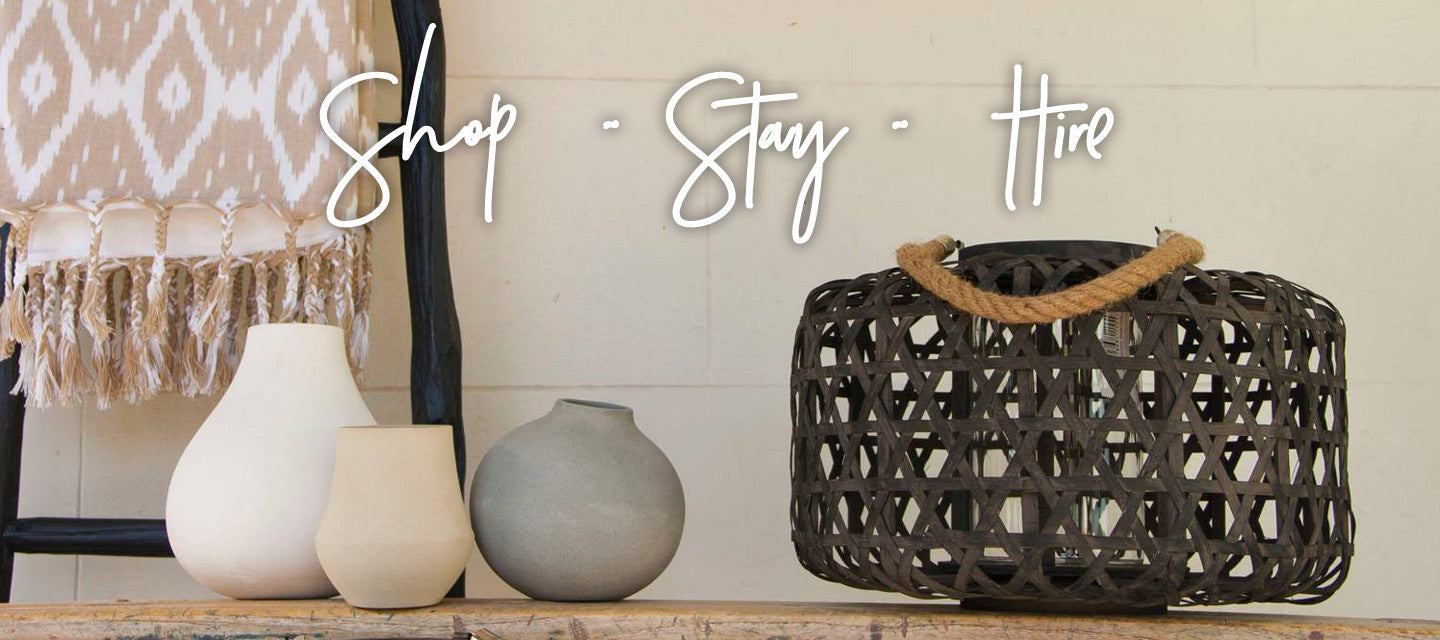 Shop Stay Hire - the white place events & lifestyle, orange NSW