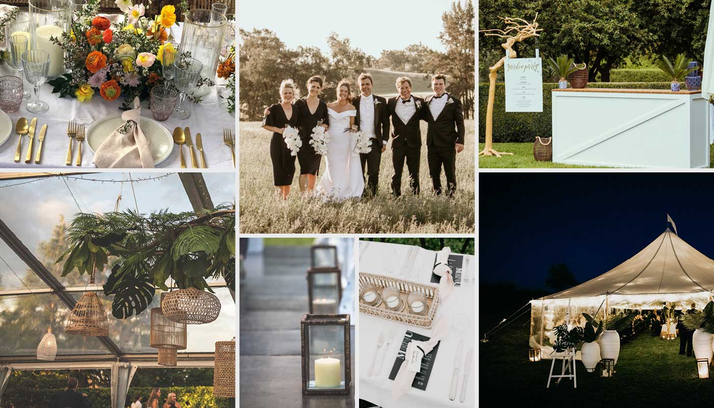 the white place - styling and consultation for events