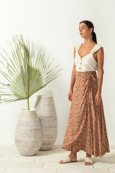 Cisco Wrap Skirt