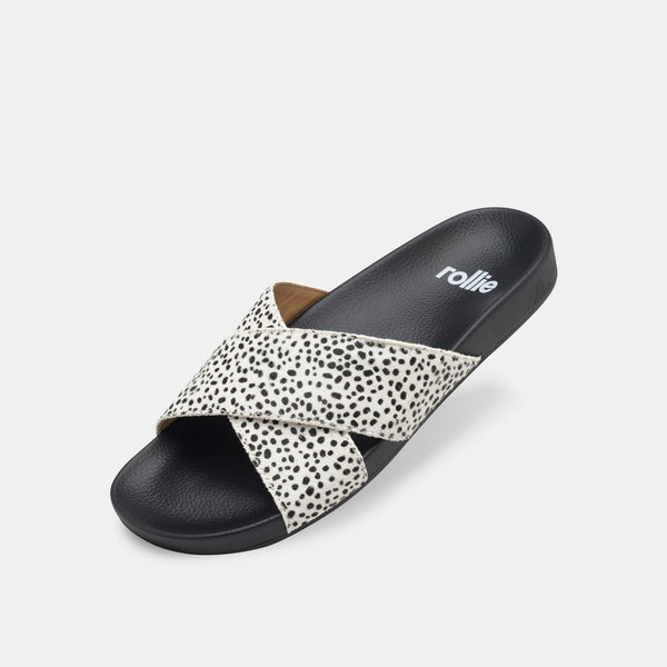 Rollie Nation Leopard Tide shoe - free sjipping