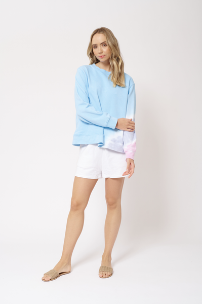 Lollipop jumper in blue - free shipping