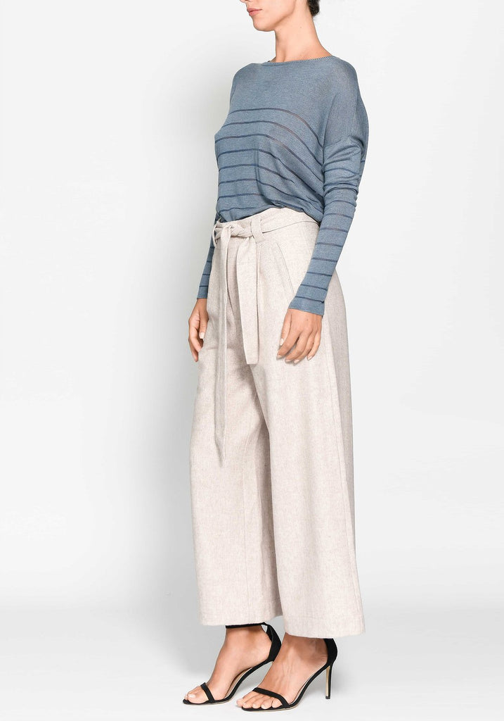 Birch flannel pants by Pol clothing - free shipping in australia