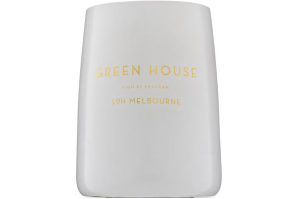 SOH White - Green House