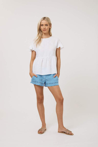 Alessandra Maple Tee - free shipping