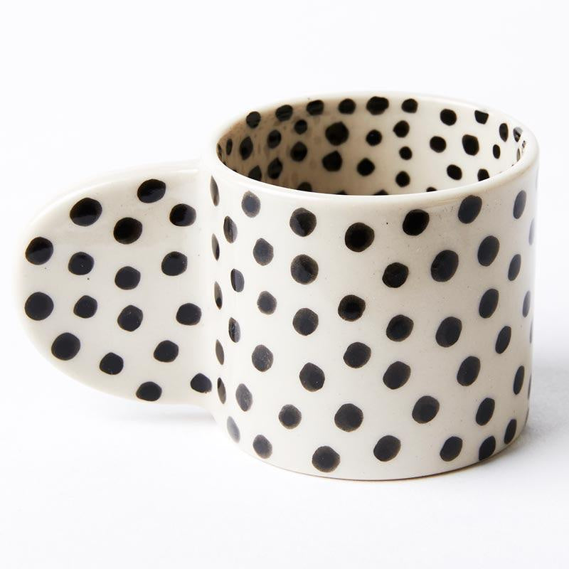 sprinkle or spot Jones and Co egg cup - available at the white place, orange nsw