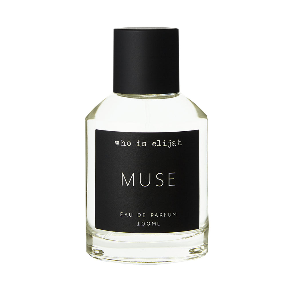 Who is Elijah muse perfume