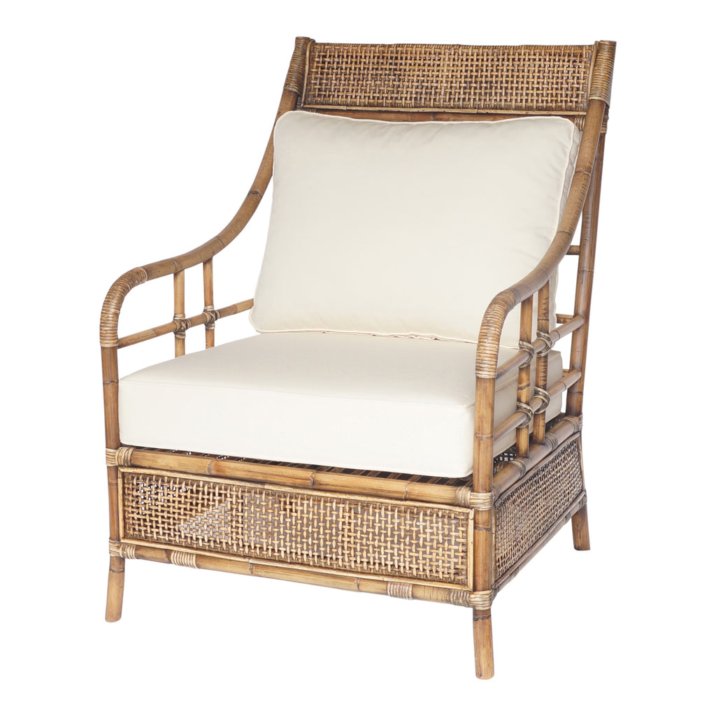 rattan chair - at the white place, orange nsw