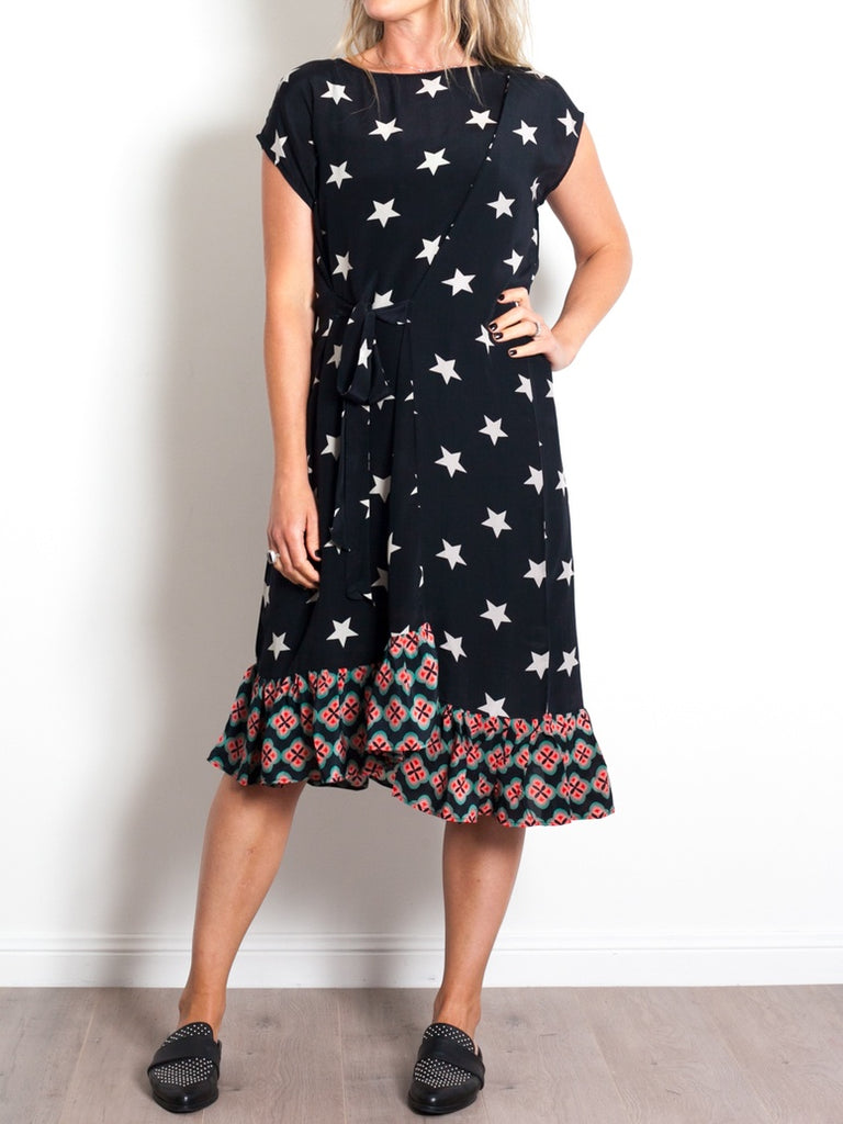 M.A Dainty fireworks dress - free shipping in australia