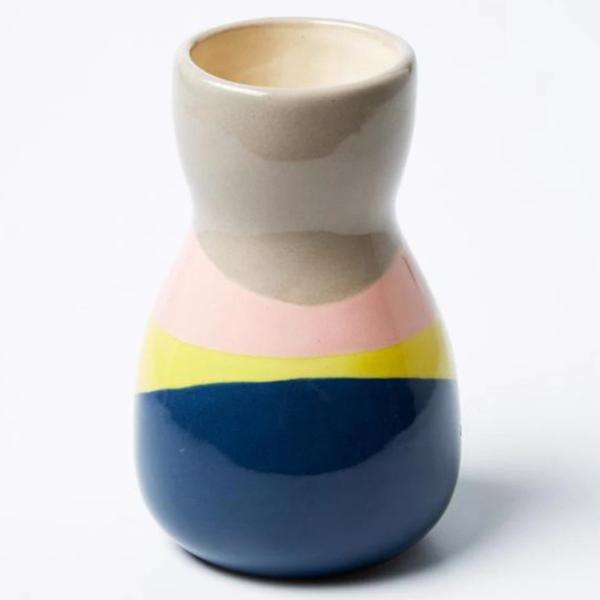 Jones and Co Saturday vase - Available at the white place, orange nsw