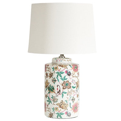 Canvas and Sasson CARAVELLE LAMP - available at the white place, orange nsw
