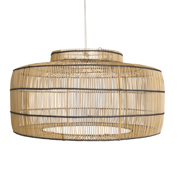 natural pendant light - available at the white place, orange nsw