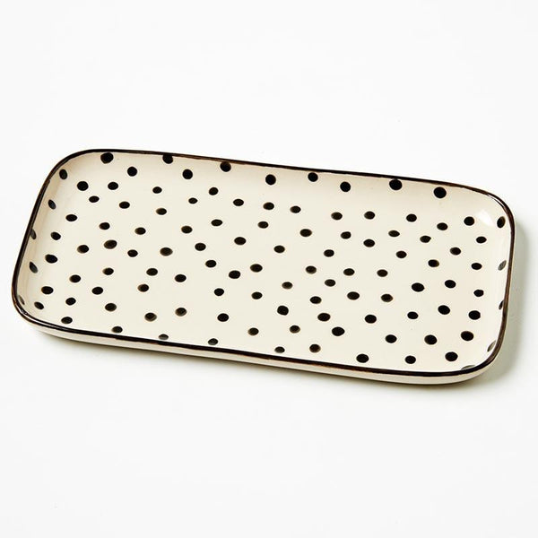 Jones and Co spot tray - available at the white place, orange nsw