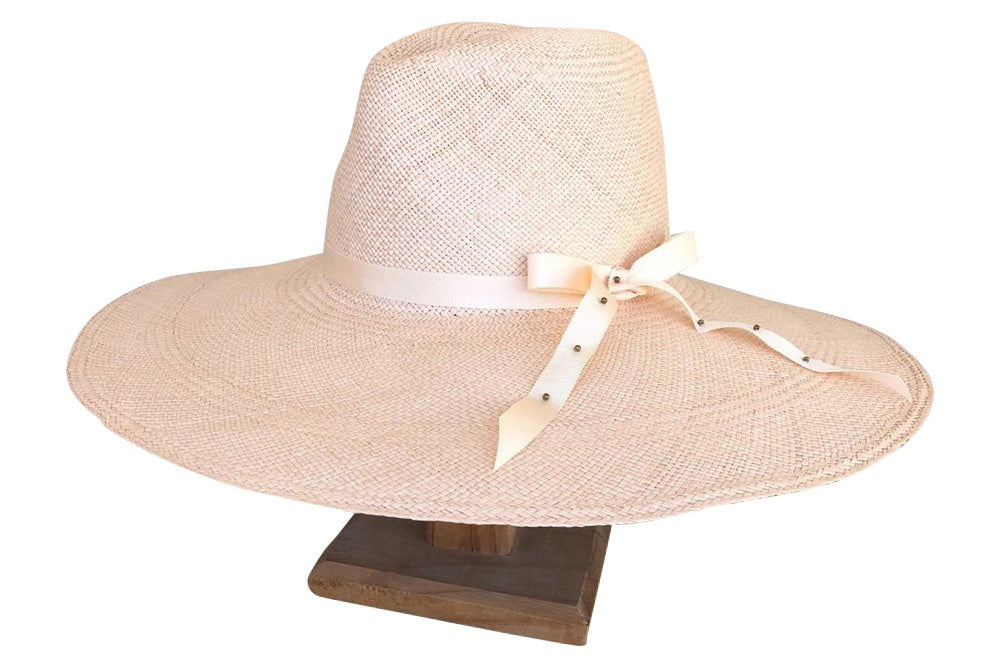 Chloe hat from Penny Haddrill is perfect for long lunches - available now at the white place, orange nsw