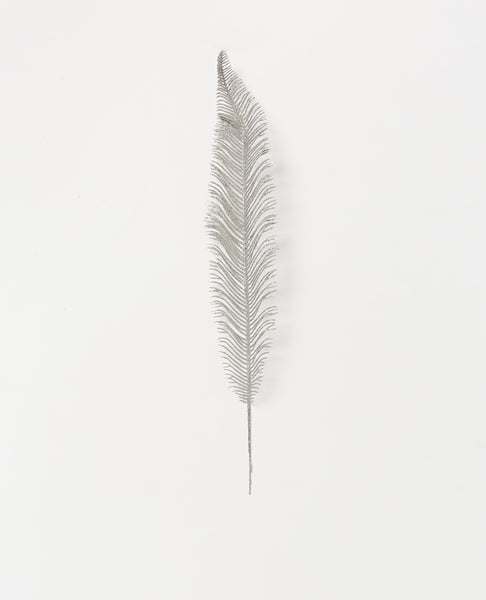 North Pole silver feather 56cm