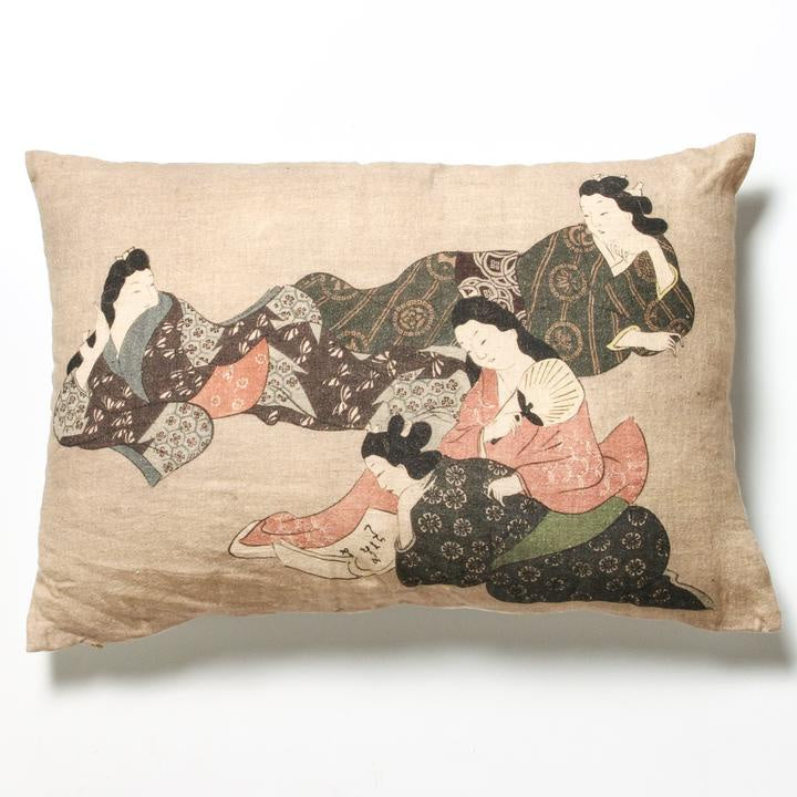 Orient Cushion