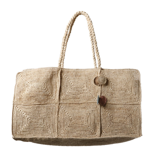 natural made in mada gaby bag - free shipping in australia
