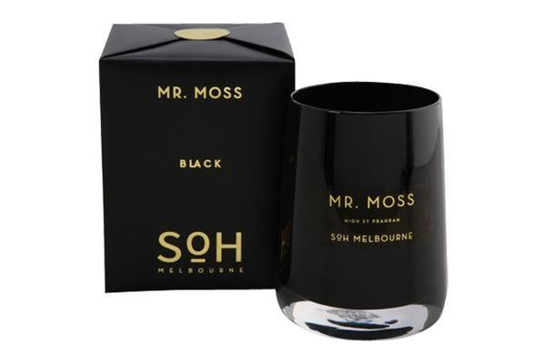 SOH Black - Mr Moss