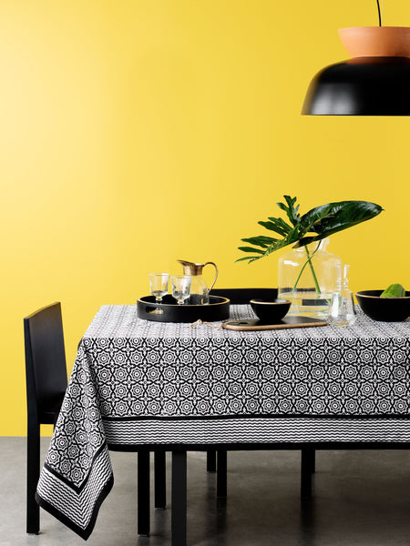 Venice tablecloth - L&M Home, available at the white place, orange nsw. Free shipping