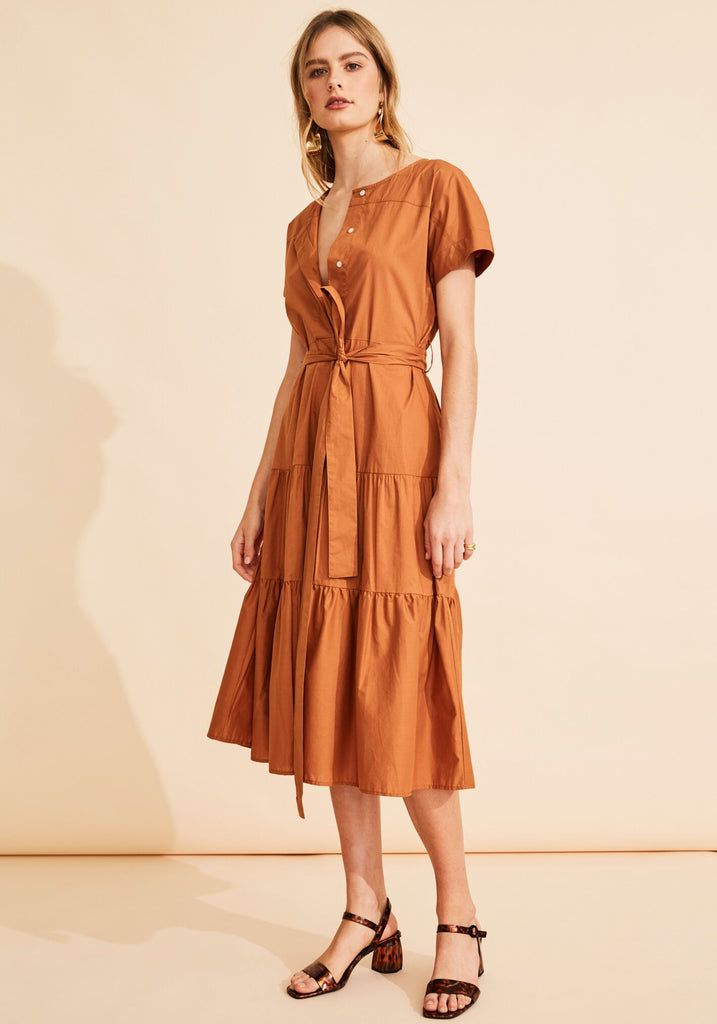 Sonoma Dress - toffee