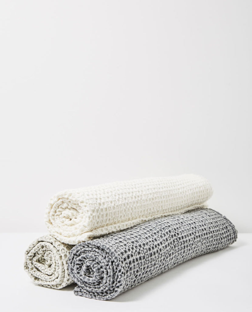 Papaya Etta Throw - available at the white place, orange