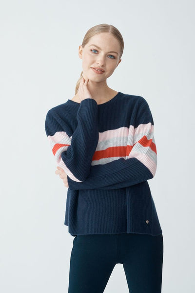 Phoenix Sweater - navy